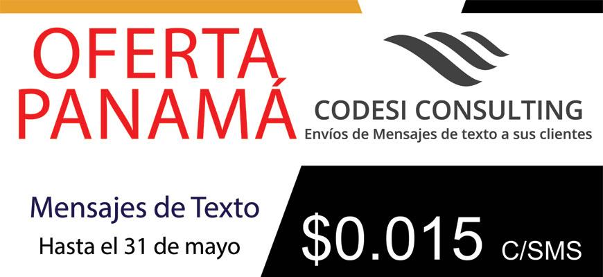 Oferta Panama
