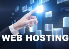 La conexión clave con el web hosting